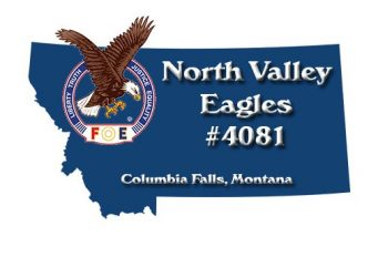 North Valley Eagles #4081 Logo