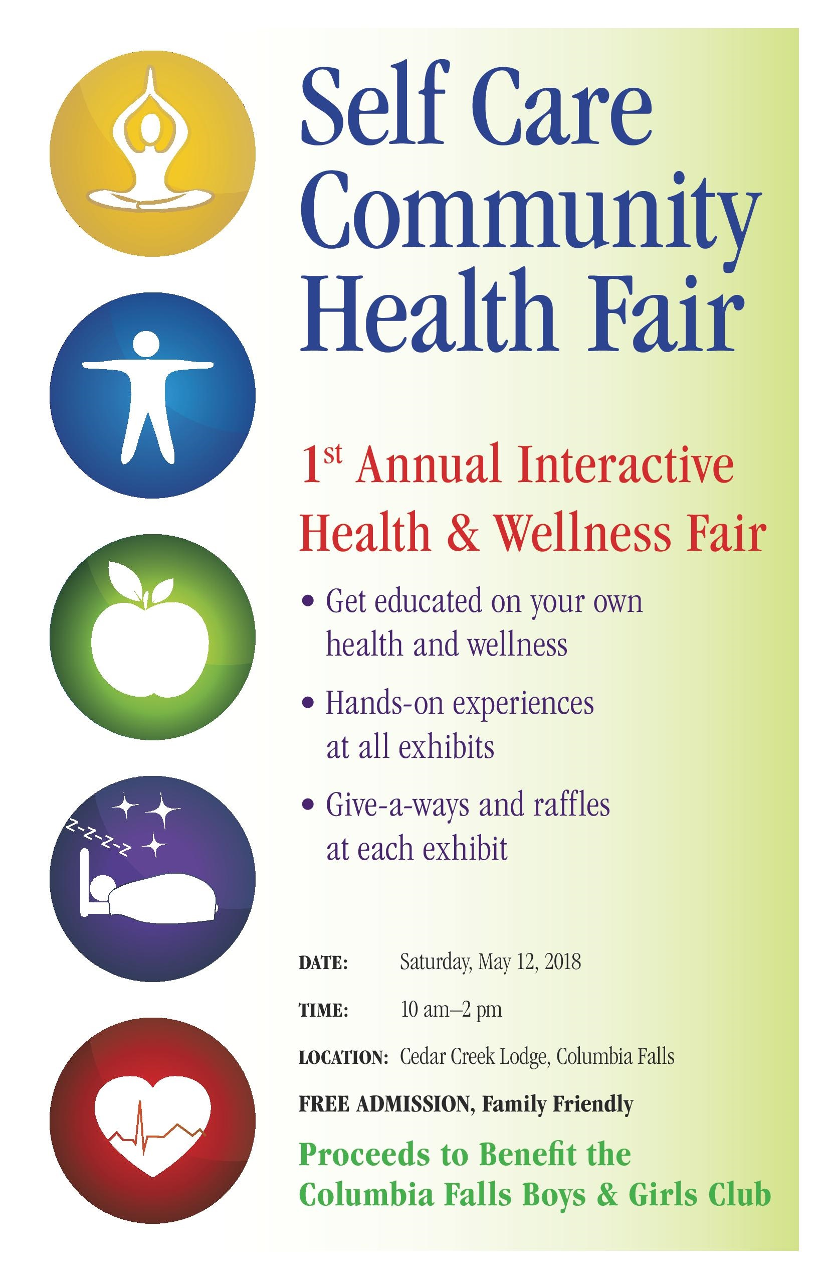 Town of Brownsburg, Indiana / Events Calendar / Community ... |Wellness Day Event Flyers