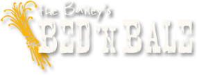 Bailey's Bed 'n Bale Logo