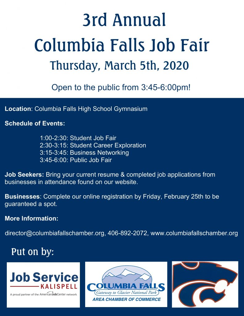 Wlidcat Job & Career Fair 2020